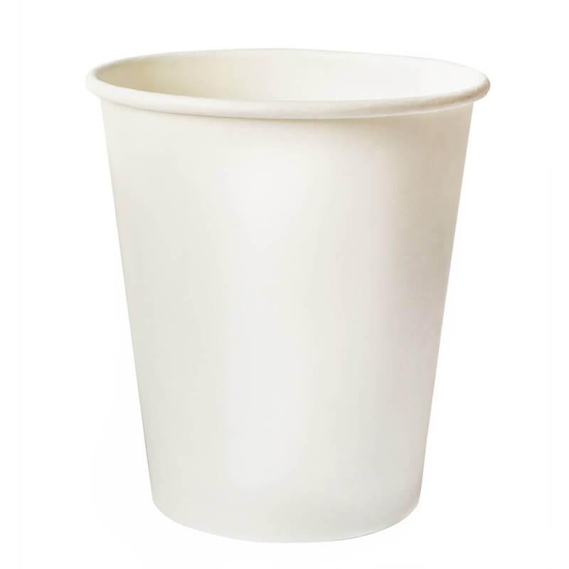 Бумажный стакан, 450 мл., белый