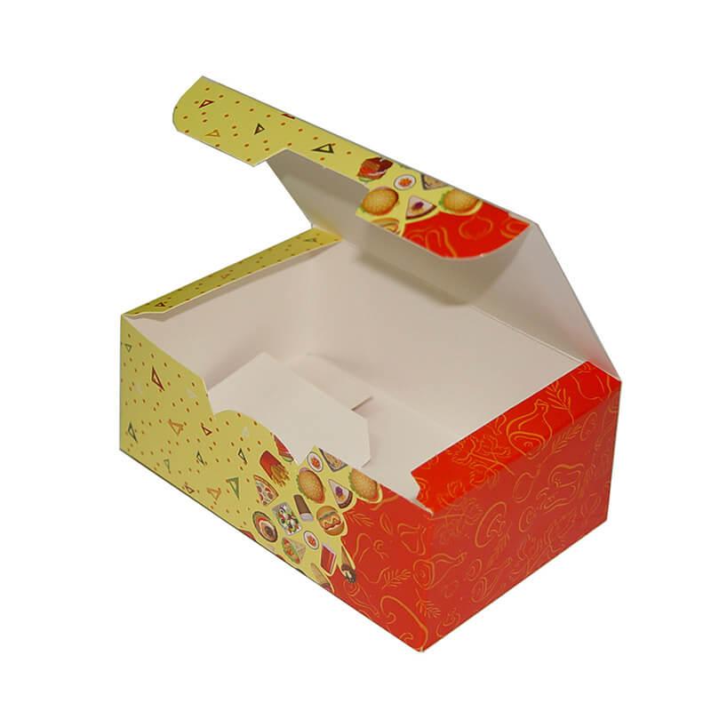 Коробка на вынос, 115х75х45 мм.