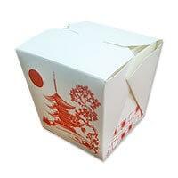 Коробка для лапши, 750 мл.