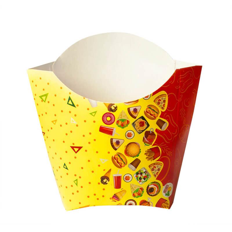 Упаковка для картофеля фри