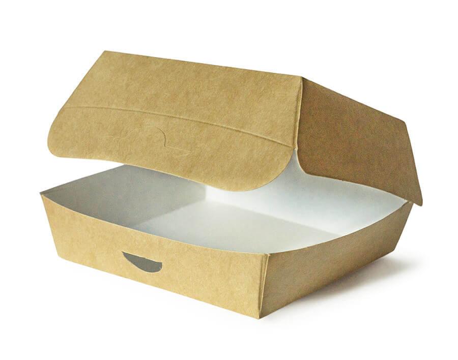 Коробка для бургера